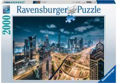 RAVENSBURGER 2000PC JIGSAW PUZZLE VIEW OF DUBAI