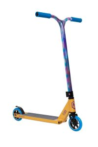 GRIT FLUXX SCOOTER GOLD/NEO PAINTED