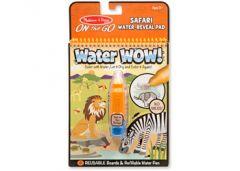 MELISSA AND DOUG WATER WOW SAFARI WATER REVEAL PAD