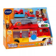 VTECH TOOT TOOT FRIENDS 2 IN 1 FIRE STATION