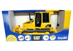 BRUDER 1:16 TRACK TYPE TRACTOR WITH RIPPER