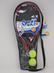 TENNIS SET 2 PLAYER BLUE/RED