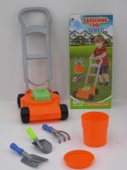 LAWN MOWER AND TOOLS