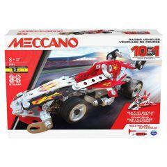 MECCANO 10 IN 1 SET RACING VEHICLES