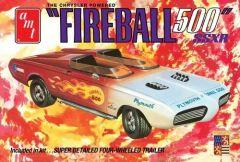 AMT 1:25 FIREBALL 500 SSXR MODEL KIT
