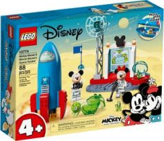 LEGO DISNEY 10774 MICKEY MOUSE AND MINNIE MOUSE'S SPACE ROCKET