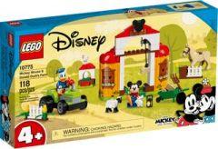 LEGO DISNEY 10775 MICKEY MOUSE & DONALD DUCKS FARM