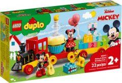 LEGO DUPLO 10941 MICKEY AND MINNIE BIRTHDAY TRAIN