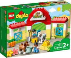 LEGO DUPLO 10951 HORSE STABLE & PONY CARE