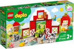 LEGO DUPLO 10952 BARN, TRACTOR & FARM ANIMAL CARE