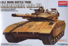 ACADEMY 1:35 IDF MAIN BATTLE TANK MERKAVA MK.III