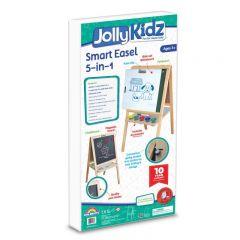 JOLLY KIDZ SMART EASEL 5 IN 1