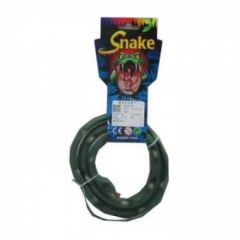 "RUBBER SNAKE 48"" ASSORTED COLOURS"