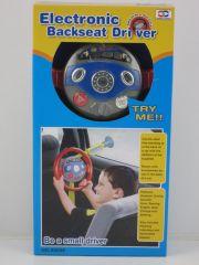 ELECTRONIC BACKSEAT DRIVER
