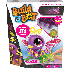 BUILD A BOT BUTTERFLY