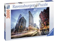RAVENSBURGER 3000PC JIGSAW PUZZLE FLAT IRON BUILDING