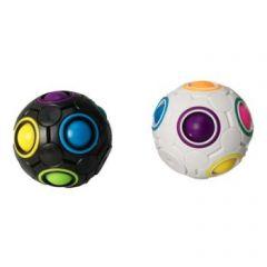 FIDGET RAINBOW PUZZLE BALL SPINNER