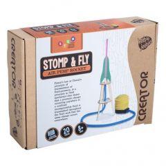 CREATOR STOMP AND FLY AIR PUMP ROCKET