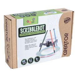 CREATOR SCRIBBLEBOT DRAWING DOODLE ROBOT