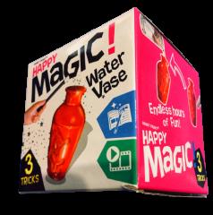 HAPPY MAGIC MINI TRICK BOX - WATER VASE