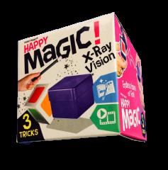HAPPY MAGIC MINI TRICK BOX - X-RAY VISION