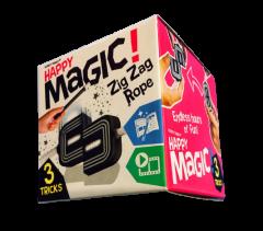 HAPPY MAGIC MINI TRICK BOX - ZIG ZAG ROPE