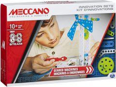 MECCANO SET 3 GEARED MACHINES WINDMILL