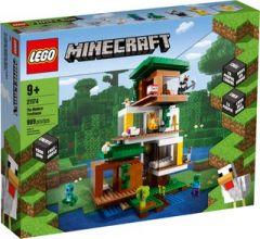 LEGO MINECRAFT 21174 THE MODERN TREEHOUSE