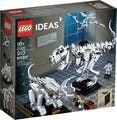 LEGO IDEAS 21320 DINOSAUR FOSSILS.