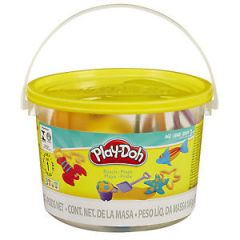 PLAY DOH MINI BUCKET BEACH