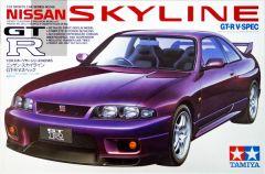 TAMIYA 1/24 NISSAN SKYLINE GT-RV SPEC