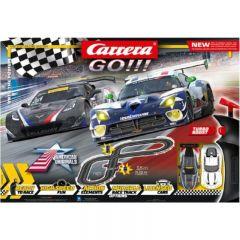 CARRERA GO!! ONTO THE PODIUM GT-3 3.6M TRACK