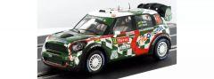 CARRERA EVOLUTION MINI COUNTRYMAN WRC