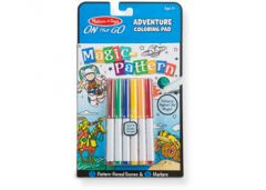 MELISSA & DOUG ON THE GO MAGIC PATTERN - ADVENTURE