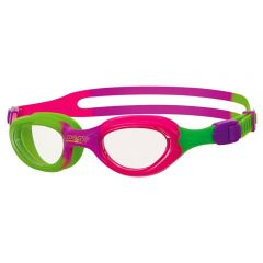 ZOGGS PINK/GREEN LITTLE SUPER SEAL GOGGLES