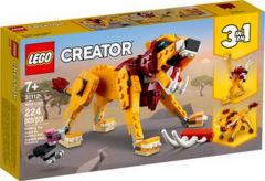 LEGO CREATOR 31112 WILD LION