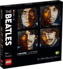 LEGO ART 31198 THE BEETLES