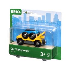 BRIO WORLD CAR TRANSPORTER