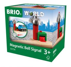 BRIO WORLD MAGNETIC BELL SIGNAL
