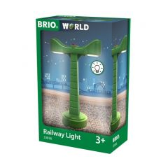 BRIO WORLD RAILWAY LIGHT