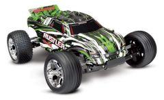 TRAXXAS RUSTLER READY TO RACE R/C