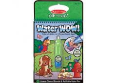 MELISSA AND DOUG WATER WOW ANIMAL WATER REVEAL PAD