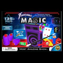 FANTASMA AMAZING MAGIC SHOW 135 MAGIC TRICK BOX