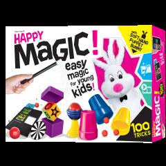MY 1ST HAPPY MAGIC 100 TRICK SET