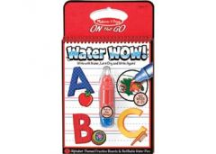 MELISSA AND DOUG WATER WOW ALPHABET WATER REVEAL PAD