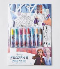 FROZEN 2 POSTER ART SET