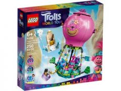 LEGO 41252 TROLLS WORLD TOUR POPPY'S HOT AIR BALLOON ADVENTURE