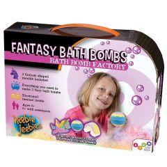 FANTASY BATH BOMBS FACTORY KIT