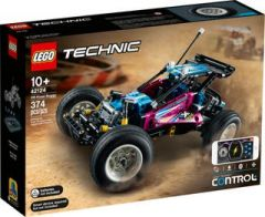 LEGO TECHNIC 42124 REMOTE CONTROL OFF-ROAD BUGGY