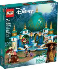 LEGO DISNEY 43181 RAYA AND THE HEART PALACE